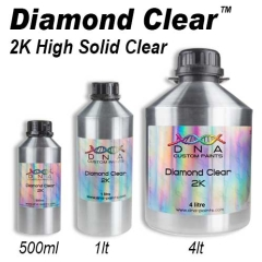 DNA® Diamond Clear™ 2K High Solid Clear - 4L