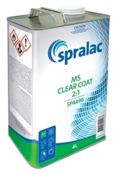 Spralac SP4496 MS Clear Coat 2:1 - 4L