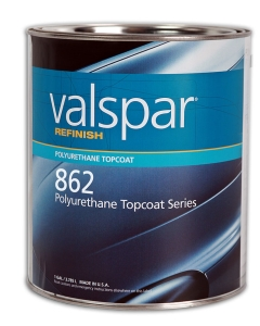 Valspar Refinish 862C60 2K Polyurethane Single Stage Binder