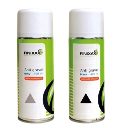 Finixa® Spray Anti-Gravel: Black - Aerosol