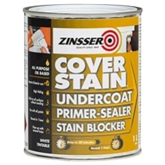 Zinsser® Cover-Stain® Oil-Base Primer-Sealer - 1L