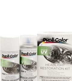 Dupli-Color® Headlight Restoration Kit