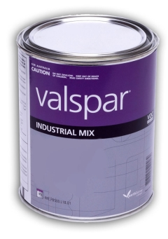 Valspar (VIM) TB500 PU Topcoat Binder Performance High Gloss