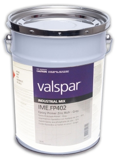 Valspar (VIM) TB510 PU Topcoat Binder DTM High Gloss - 16L