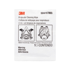 3M™ 504 Respirator Cleaning Wipe - Each