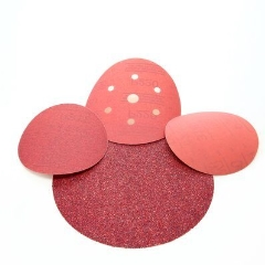 3M™ 01139 Hookit™ Red Abrasive Dust Free Disc 150mm 7H: P400