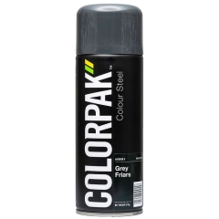 ColorPak Colour Steel Lacquer: Greyfriars - Aerosol