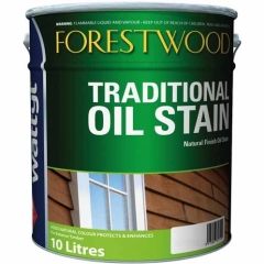 Wattyl® Forestwood Traditional Oil Stain - 10L